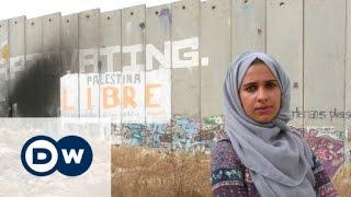#borderlines: The West Bank
