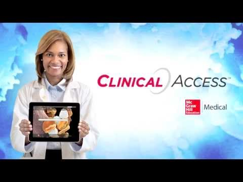 ClinicalAccess from McGraw-Hill Education | clinicalaccess.com