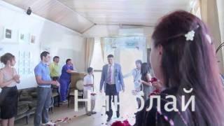 Супер ролик !!! Свадьба ведущий Данилов Денис www.show-vip.ru