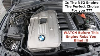 How To Know Your Buying The Perfect N52 Engine In Your Bmw E60 & E90