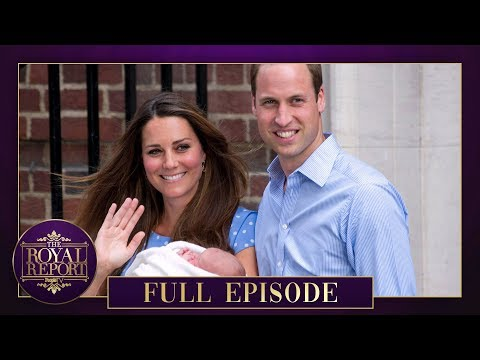bts-of-harry-&-meghan's-stanford-trip;-kate-remembers-introducing-george-to-the-world-|-peopletv