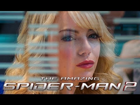 New Still Of Emma Stone As Gwen Stacy In The Amazing Spider Man 2