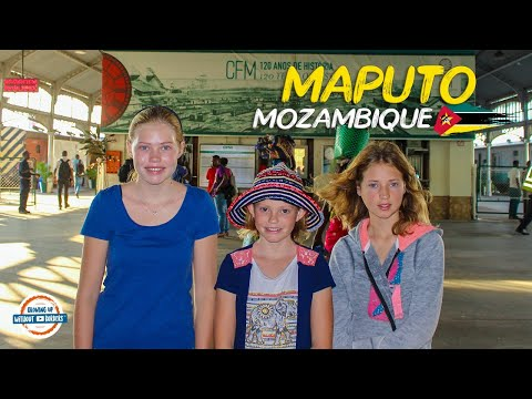 Discover Maputo, the capital of Mozambique | 90+ Countries With 3 Kids