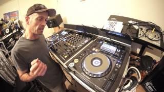 DJ LESSON ON  MIXING DEEP HOUSE BY ELLASKINS THE DJ TUTOR