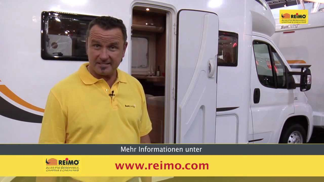 Wohnmobil Sun Living Lido M 45 SL - die Familienmodelle
