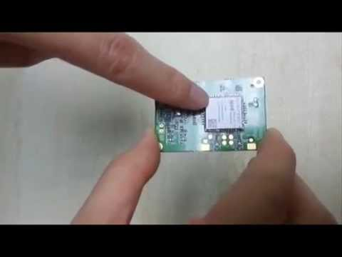 Worlds Smallest Quad-band GSM/GPRS on LCC package