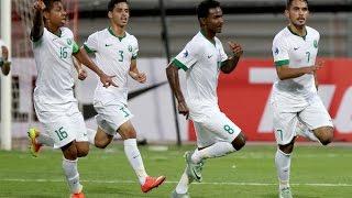 Saudi Arabia vs Thailand (AFC U-19 Championship: Group Stage)