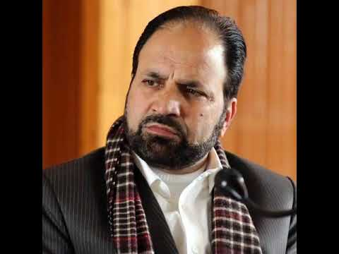 Interview with Radio Kashmir on the sacking of Dr drabu
