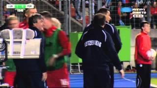 Luxembourg 1-0 Portugal - Daniel da Mota 13'