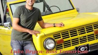 Luke Bryan Kiss Tomorrow Goodbye (Tailgates and Tanlines) Album