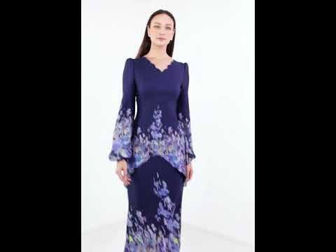 Claire   Navy Blue