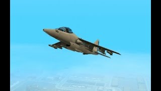 gta savaş uçağını gerçek uçak sistemleriyle kullanmak