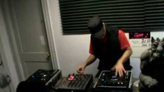 Dj Venom Scratch Session.mpg