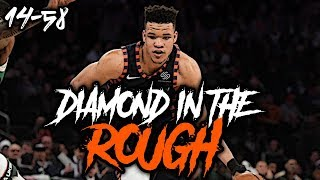 Kevin Knox & Mitchell Robinson SHINE In Ugly Madison Square Garden Showdown