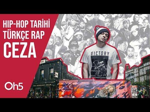 Allah Rap'in ''Ceza''sını Verdi 🗣✌ Hip-Hop Kültürü ve Türkçe Rap Tarihi 2019