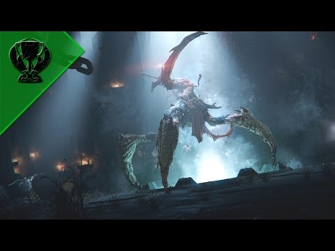Lords of The Fallen: Todos os Desafios dos Chefes (10 Armas