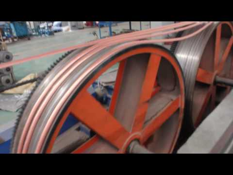 Twist Copper Conductor Power Cable