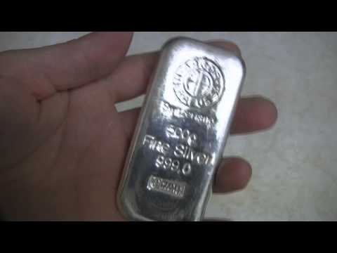 Argor Heraeus 500g Silver Bar Review