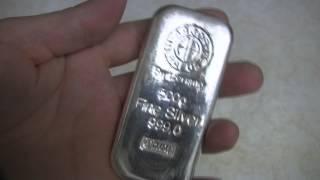 Argor Heraeus 500g Silver Bar Review