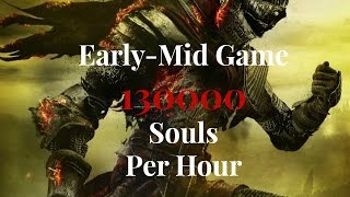 Dark Souls 3 Early-Mid Game Soul Farming Guide With Pyromancy Flame
