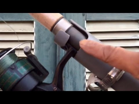 How To Make Fishing Rod Holder Rotate 5 Diy Fishing
