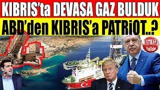 Yunan Duyurdu TÜRKLER KIBRISTA DEVASA GAZ BULDU Amerikanın Kıbrıs Oyunu