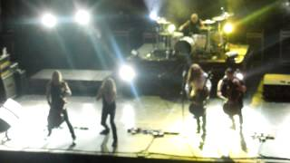 Apocalyptica - Life burns! (Cali, Colombia)