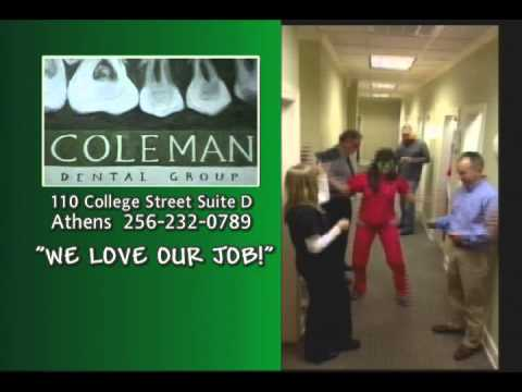 Coleman Dental commercial