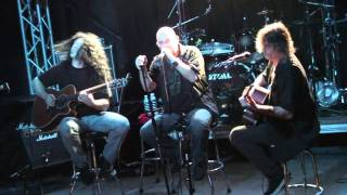 Ghost of Winter Lillian Axe Acoustic The Basement Reunion 3 - JAM Tv TREES Dallas Texas