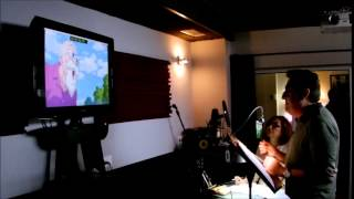Dragon Ball Z Battle of Gods - Doblaje en castellano (Mariano Peña - Mutenroshi) [Mision Tokyo TV]
