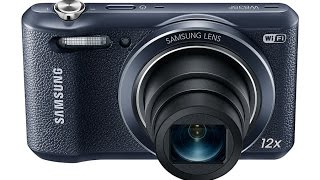 Samsung WB35F 16 2 mp 12x Zoom Lens 24mm wide-angle lens NFC Wi-Fi Full Review