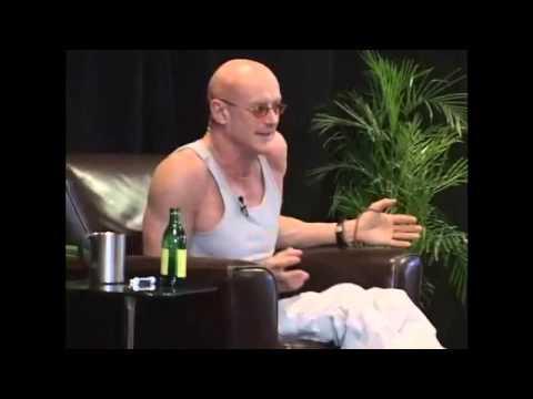 Ken Wilber talking on Ayahuasca