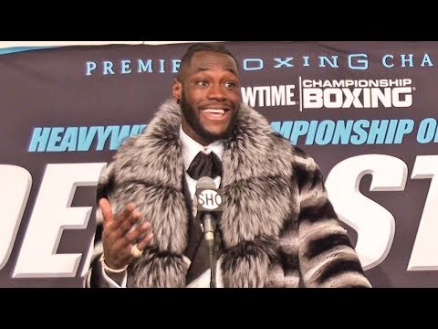 Deontay Wilder vs Bermane Stiverne 2 POST FIGHT PRESS CONFERENCE