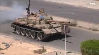 التطورات في سرت وسير المعارك ضد تنظيم داعش
