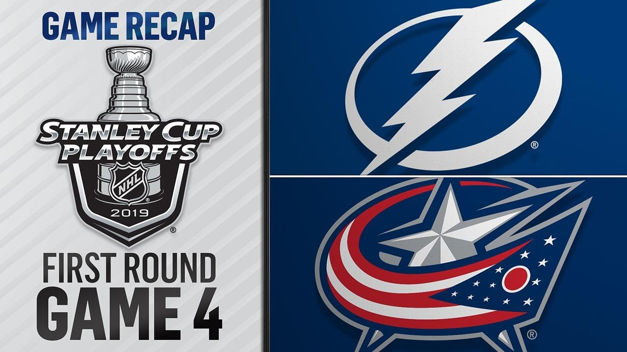 2019 NHL Playoffs: Five reasons the Tampa Bay Lightning were swept by the Columbus Blue Jackets