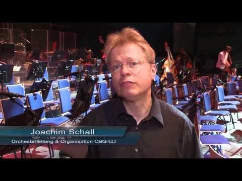 Konzert des Carl-Bosch-Gymnasiums in der Friedrich-Ebert-Halle Ludwigshafen
