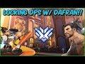 When Dafran and I Lock DPS... WE SPAWN CAMP! Rank 1 Hanzo x Dafran!