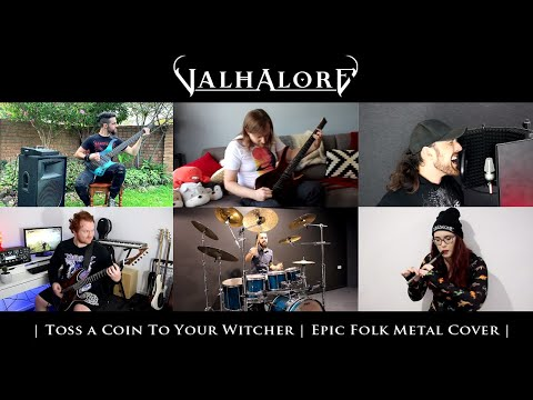 VALHALORE - Toss a Coin to Your Witcher | EPIC FOLK METAL COVER