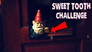 (GNOME GHOST?!) DONT PLAY THE SWEET TOOTH GAME AT 3 AM | SWEETH TOOTH GNOME ATE OUR CHOCOLATE!