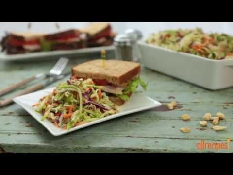 How To Make Ramen Noodle Salad | Ramen Recipes | Allrecipes.com