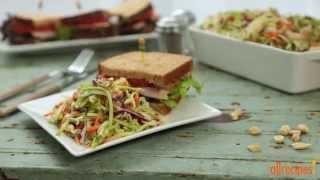 Ramen Recipes - How To Make Ramen Noodle Salad