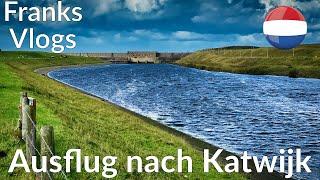 Ausflug nach Katwijk an zee / Reisevlog Holland / Urlaub in Holland / Travelvlog Netherland