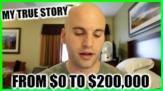 WORK AN ONLINE JOB AND MAKE $200,000 IN PASSIVE INCOME! TRUE STORY