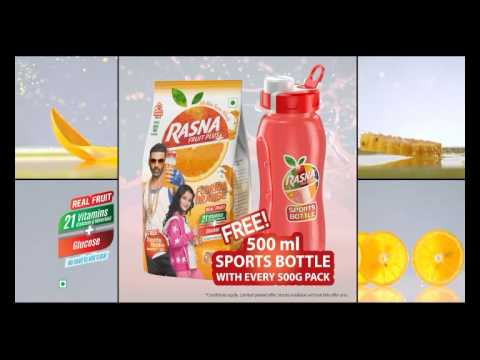 RASNA Akshay Kumar Promo Fruit Plus 2015