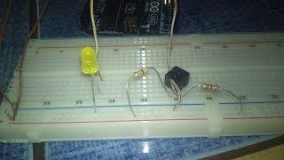 arduino cny70 kızıltesi sensr ile analog veri okuma