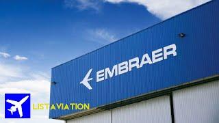 Top 10 Aerospace Manufactures