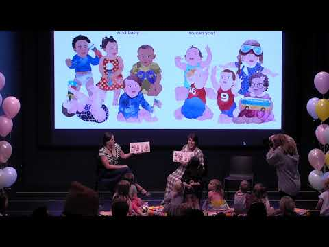 Thumbnail for <i>Baby Feminists Too</i> with Libby Babbott-Klein, Jessica Walker, and Zibby Owens