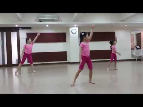 Girls Modern Dance to ALL FOR ONE (High School Musical)