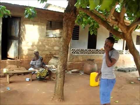 L'AHJV Togo dans les rues de Tsévié un mercredi matin