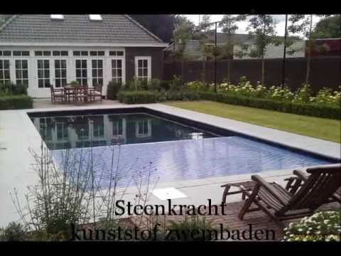 Kunststof zwembad music search engine for Zwembad kunststof